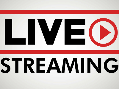 live streaming video services, live event broadcasting